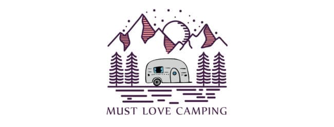 Must Love Camping logo